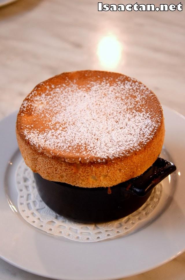 #10 Vanilla Souffles - RM16.80