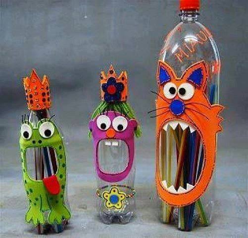Creative Plastic Bottles Use Cases And Ideas
