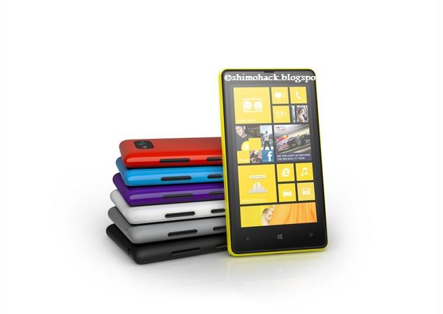 Nokia Limia 820