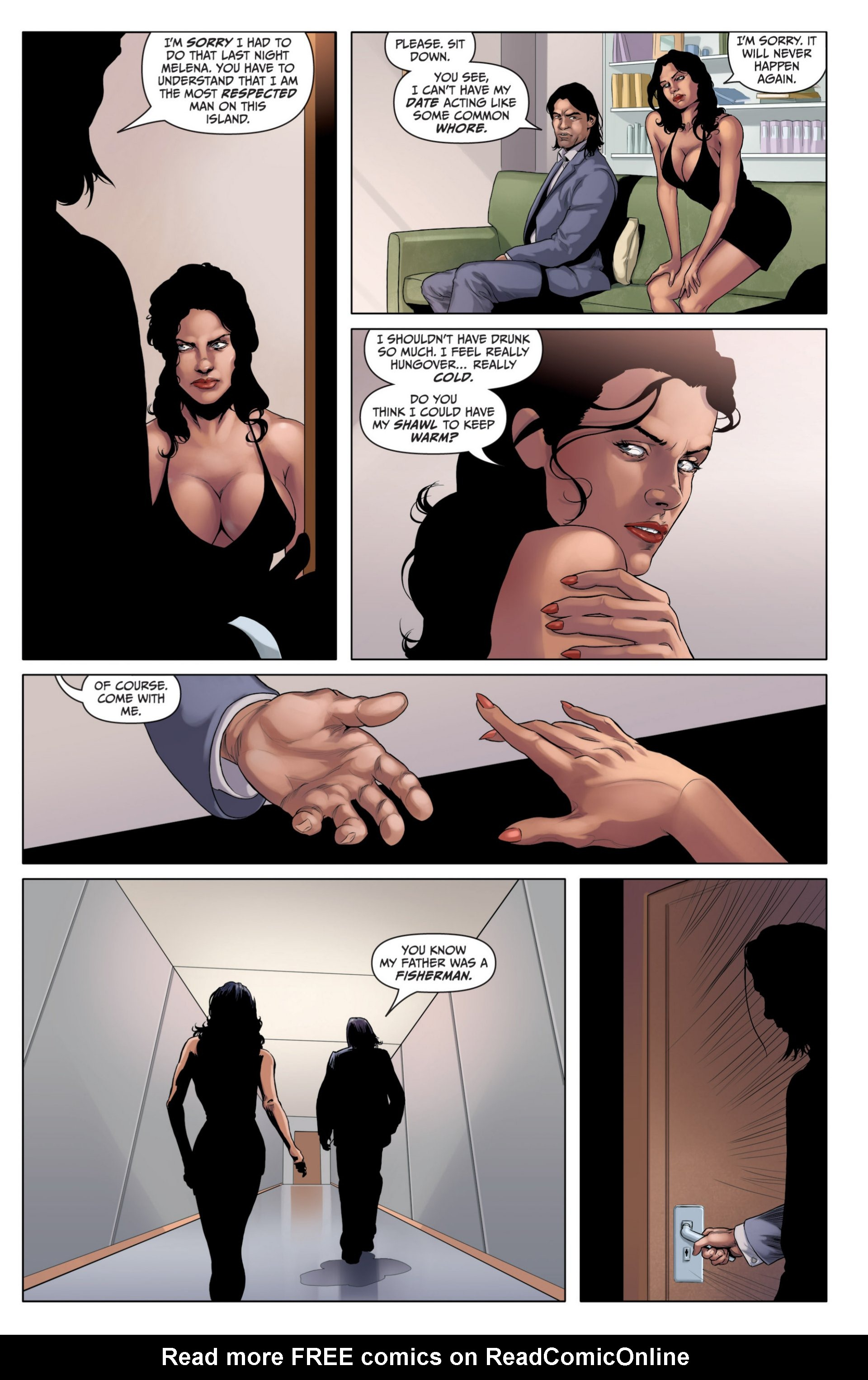 Grimm Fairy Tales (2005) Issue #82 #85 - English 22