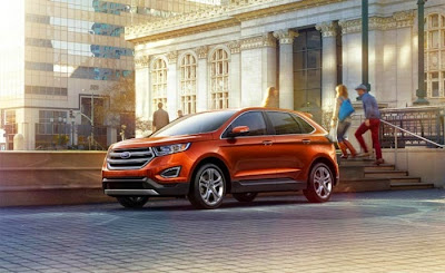 2015 Ford Edge Release Date Usa