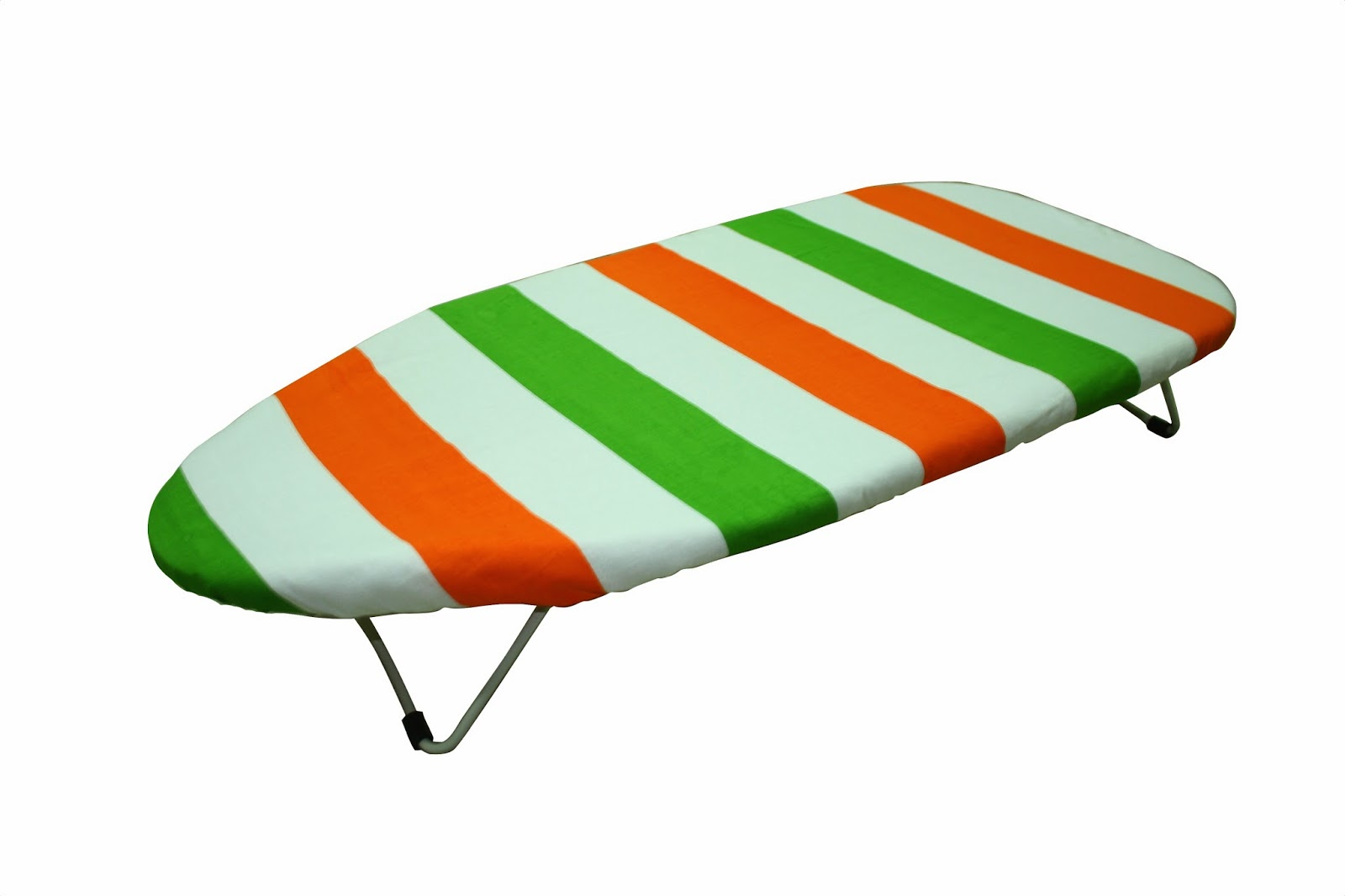 tricolor ironing board