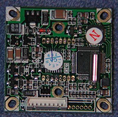Sony CCD Module