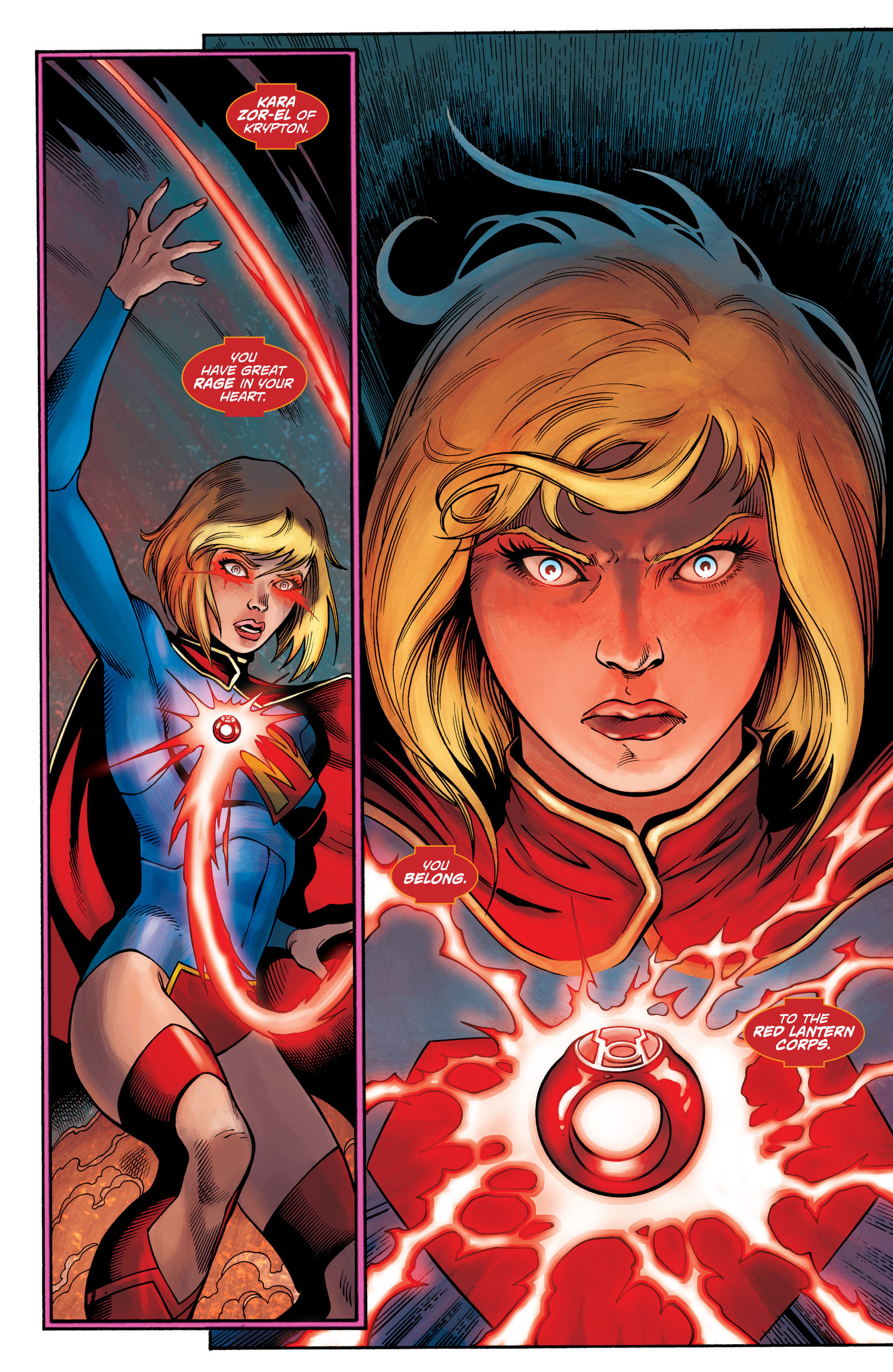Supergirl (2011) Issue #28 #30 - English 19
