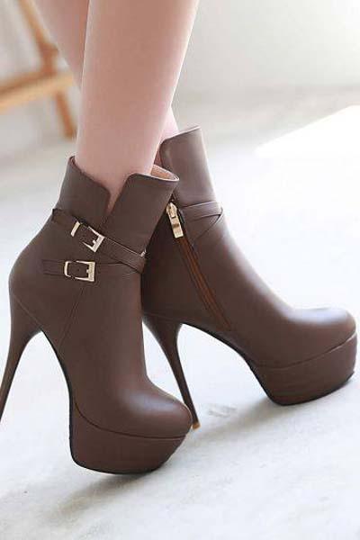 Pics Of Stylish High Heel Shoes