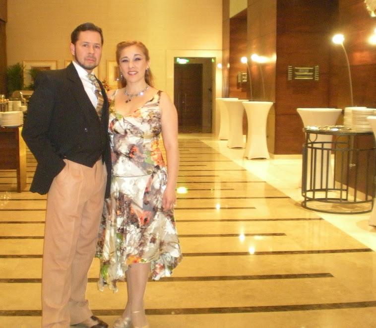 Fiesta 2º Seminario en Kuwait