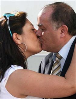 Gonçalo and Sofia Amaral