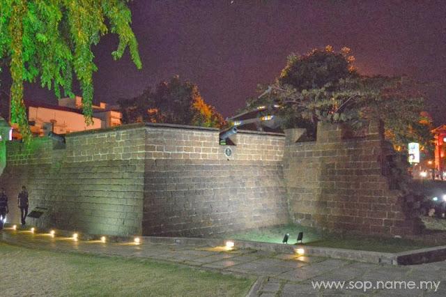 WW - Malam di Banda Hilir Melaka