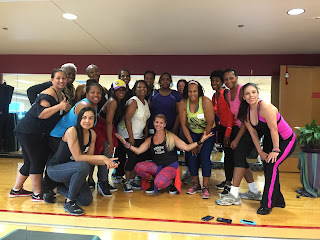 ZUMBA Instructors Certified with Jenna Bostic