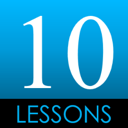 10 Lessons by Arif Khan