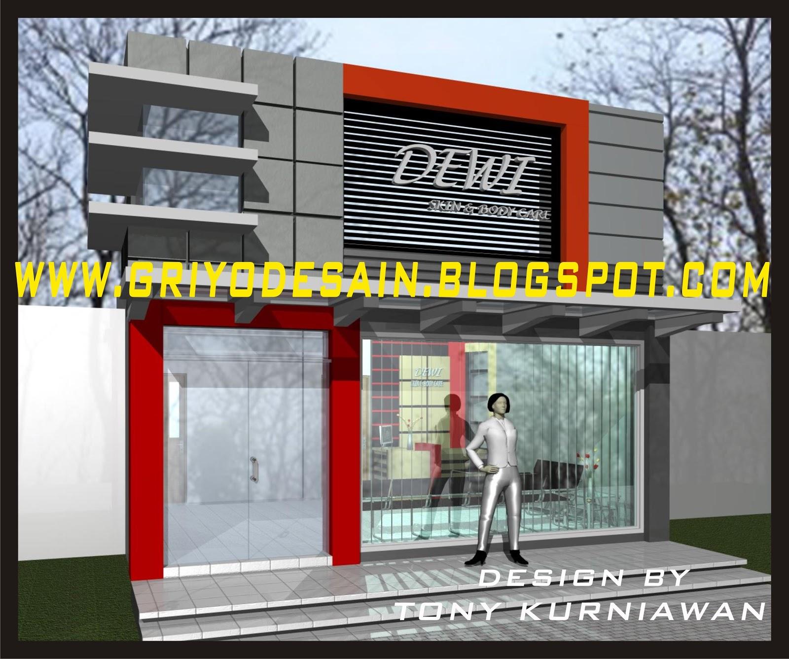 Desain Interior Salon Spa | Joy Studio Design Gallery - Best Design
