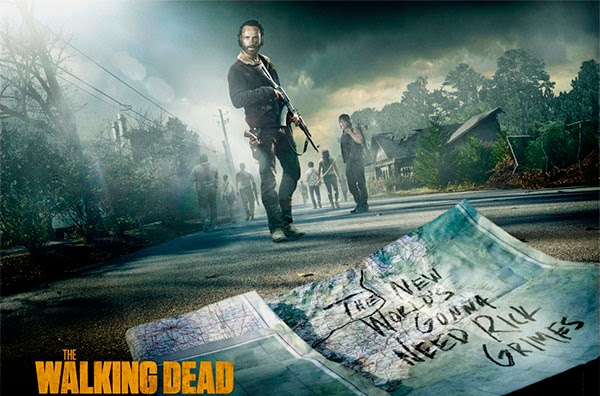 """The Walking Dead T5: Nueva promo """"Sobrevivir Juntos"""" y banner"""