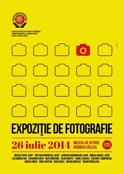 Expoziţie de fotografie -  26.07.2014, ora 20, Muzeul de Istorie Vâlcea