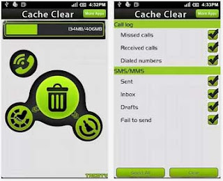 Cache Clear,android apps,apk  Cache Clear