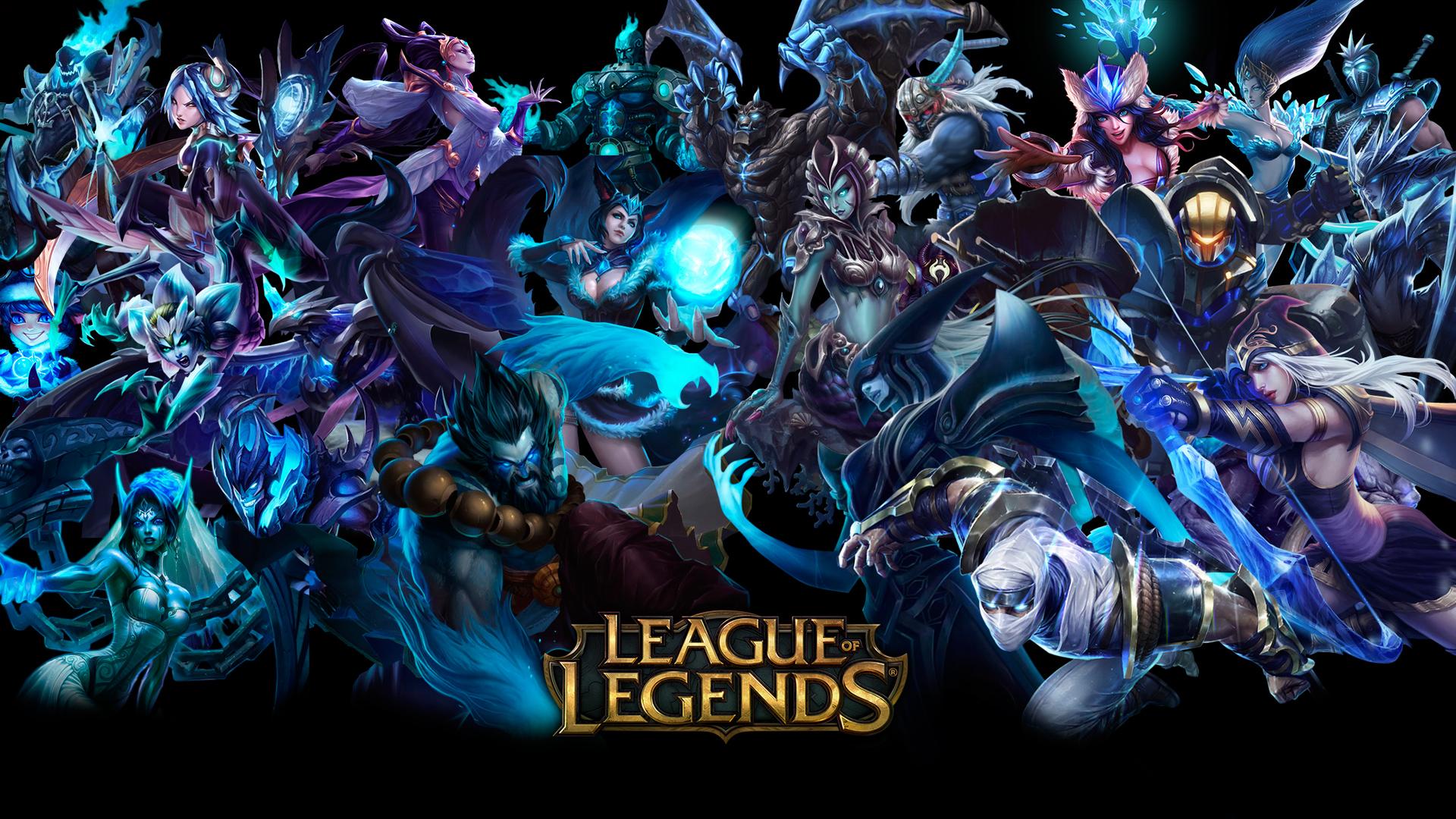 League Of Legends 1920x1080 1m HD Wallpaper
