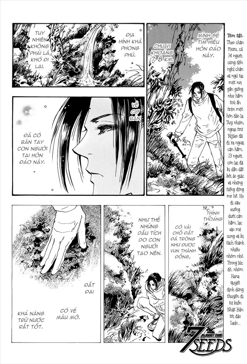 7 Seeds chap 127 page 3 - IZTruyenTranh.com