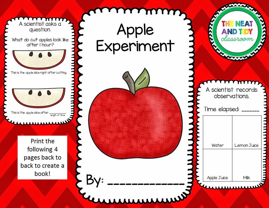 http://www.teacherspayteachers.com/Product/Apple-Experiment-1451874