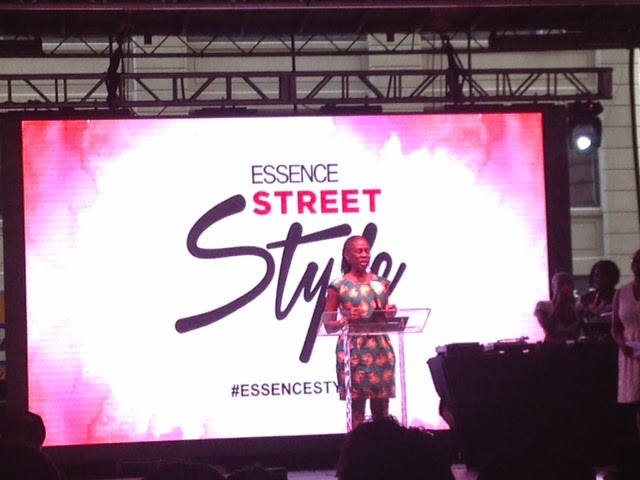Brooklyn Essence Street Style Party