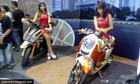 SPG Honda IMOS 2014