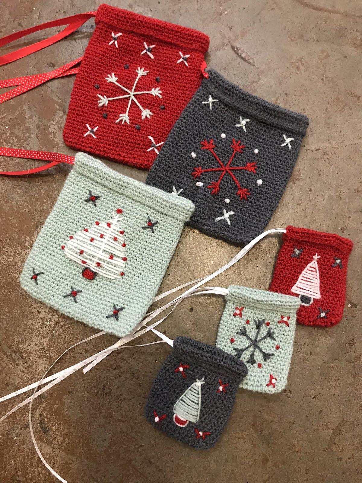 Nordic Christmas Bags