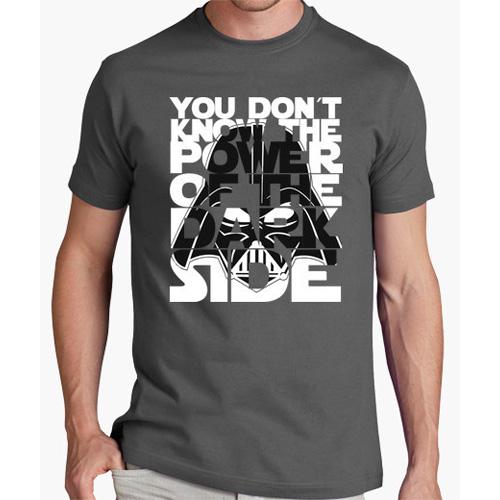 camiseta Darth Vader The Dark Side