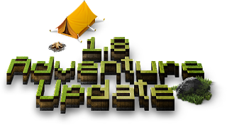 Minecraft 1.8 Adventure Update Logo