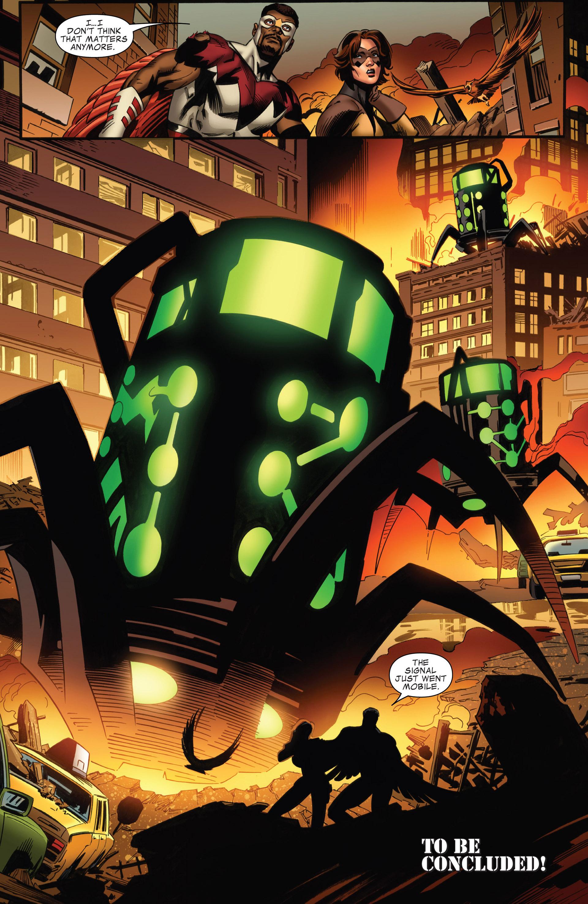 Captain America (2011) Issue #17 #17 - English 22