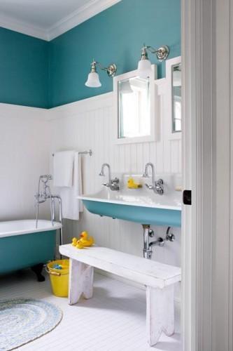 Latest Childrenus Bathroom Via Apartment Therapy Itus Perfect Iull Take  That Cast Iron Kohler Utility Sink With Kohler Cast Iron Laundry Sink