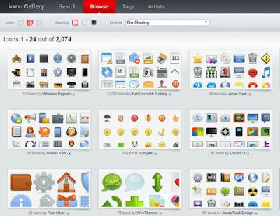 Situs Download Icon Gratis Terbaik