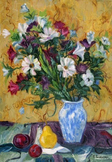 Сидоров Станислав Николаевич 1954 | Russian Genre painter