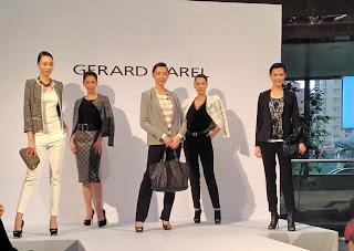 來自巴黎優雅時尚品牌   GERARD DAREL遠企新櫃登場