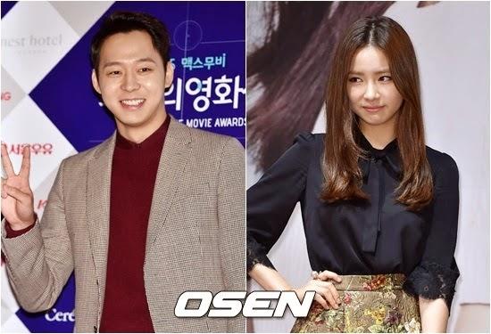 Park Yoo Chun & Shin Se Kyung disatukan di Drama Sensory Couple , Hong Jong Hyun Masih Mempertimbangkan !