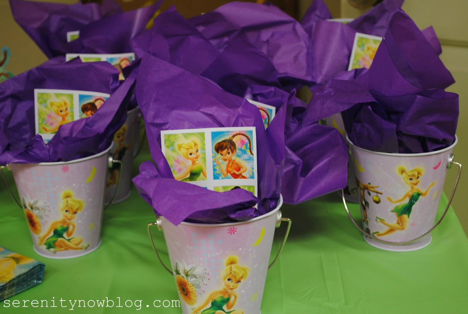 Serenity Now: Tinkerbell Ballet Birthday Party on a Budget