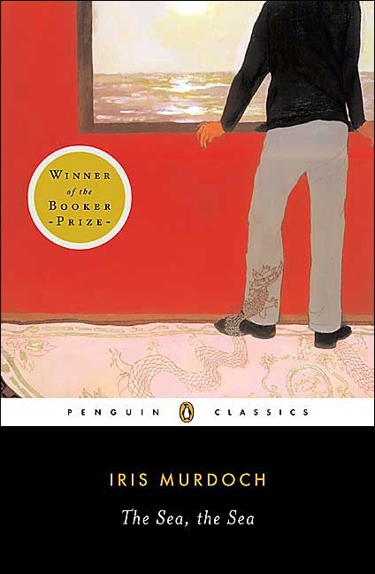 October Selection: Iris Murdoch's The Sea, The Sea