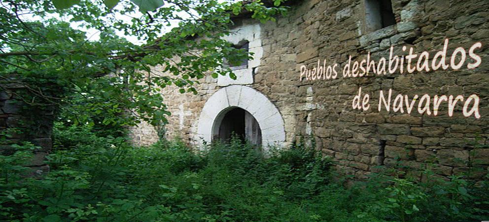 Pueblos deshabitados de Navarra