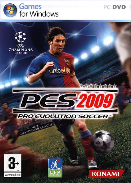 10 стадионов РПЛ для Pro Evolution Soccer 2009.