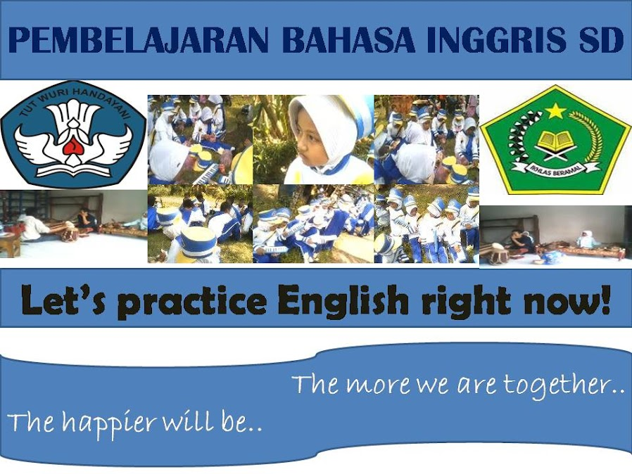 Pembelajaran bahasa Inggris SD