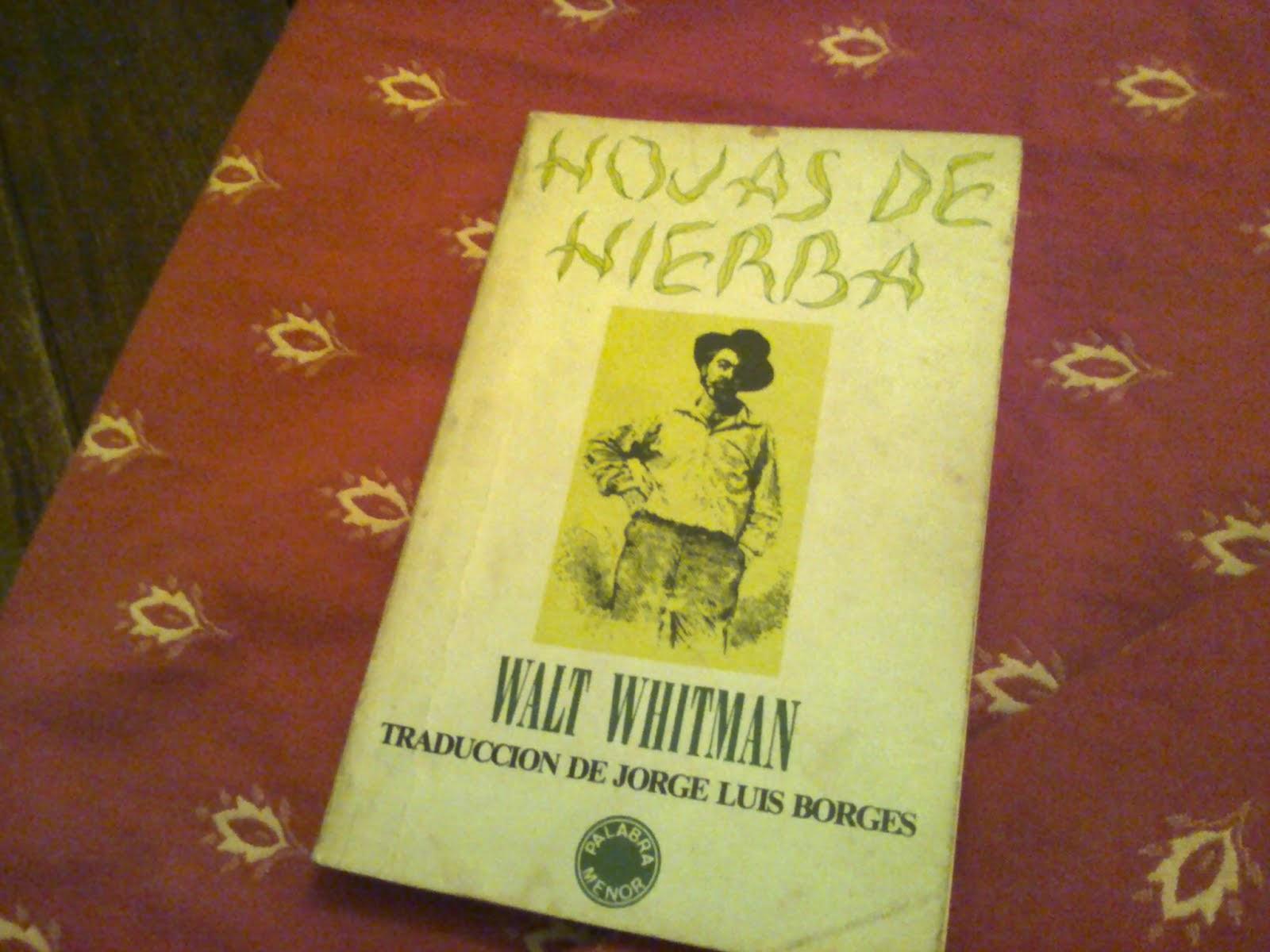 Walt Whitman, Hojas de hierba