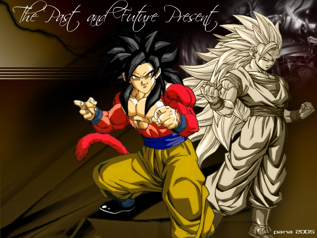 Dragon Ball HD & Widescreen Wallpaper 0.574989219327907