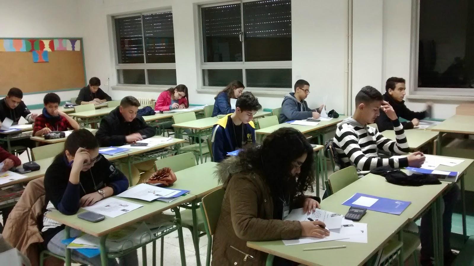 Ie melchor de jovellanos alhucemas aaee xviii for Educacion exterior marruecos