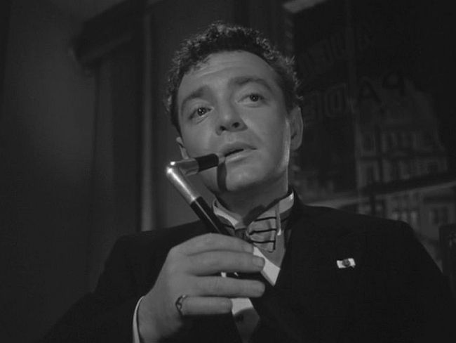 peter lorre in 1941's maltese falcon - queer films blogathon