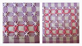 http://roycedavids.blogspot.ae/2014/01/gingham-embroidery-ribbon-lace-stitch.html