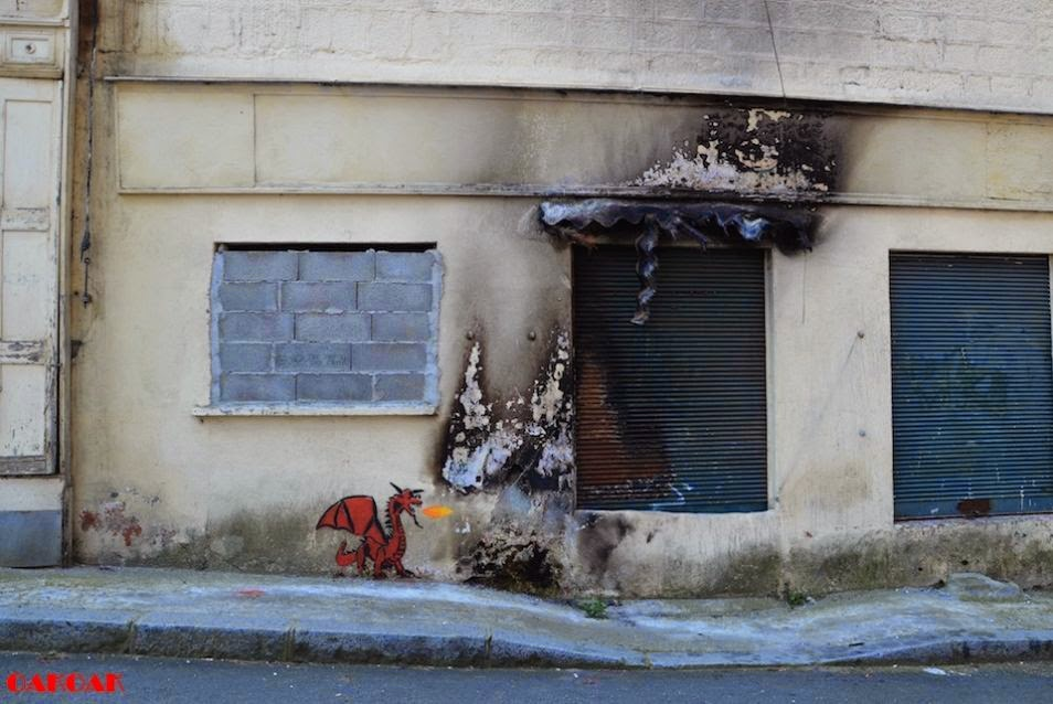 The Best Examples Of Street Art In 2012 And 2013 - OAKOAK, France