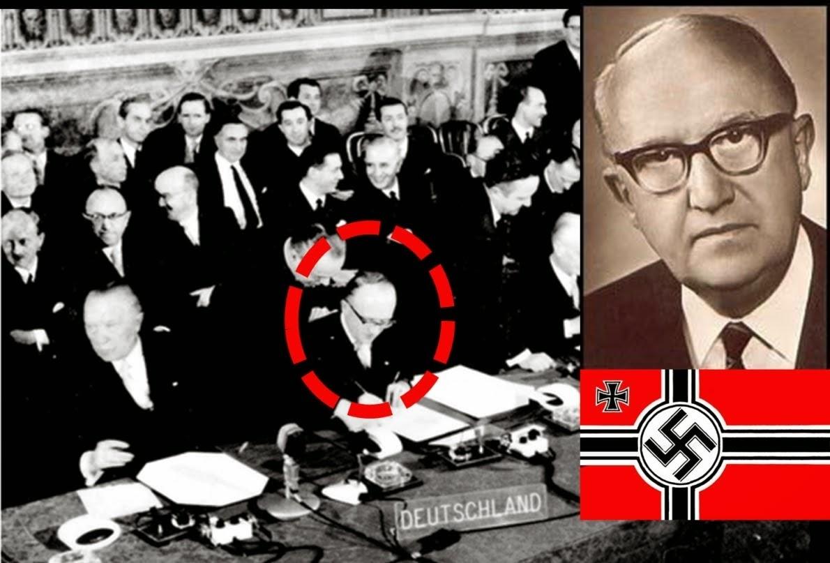 Réponse aux Débunkers de Hoax (Hallstein était-il Nazi ?) Walter++Hallstein