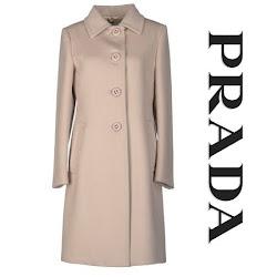 Princess Mary Style PRADA Coat