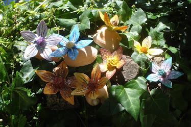 Flores Incensários