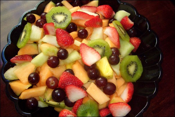 is fruit a healthy breakfast fruit water recipes