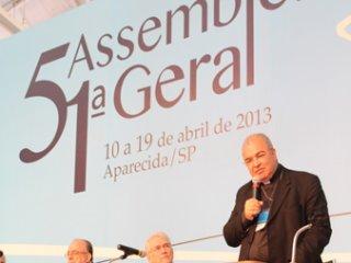 Detalhes da JMJ Rio2013 são apresentados aos bispos brasileiros