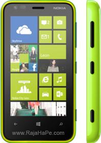 Nokia Lumia 620 Windows 8 2013