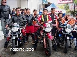 Perbedaan Geng Motor, Club Motor dan Motor Community
